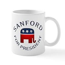 Sanford for President Mug