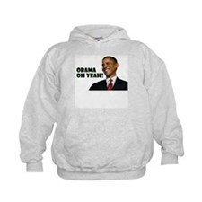 Kids for Obama Hoodie