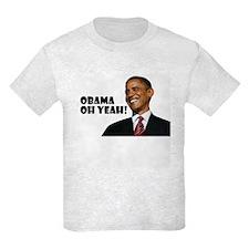 Obama Oh Yeah T-Shirt