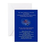 Landover Gala Invitation Cards (Pk of 10)