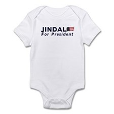 Jindal for President 2012 Infant Bodysuit