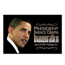 Inauguration Postcards (Package of 8)