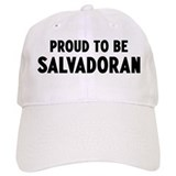 Proud to be Salvadoran Cap