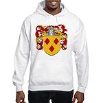 Van Den Berg Coat of Arms Hooded Sweatshirt