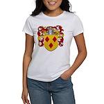 Van Den Berg Coat of Arms Women's T-Shirt