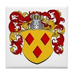 Van Den Berg Coat of Arms Tile Coaster