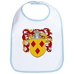 Van Den Berg Coat of Arms Bib