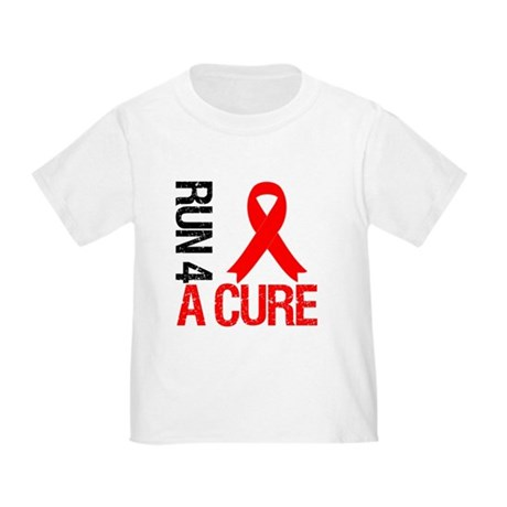 Heart Disease Run Toddler T-Shirt