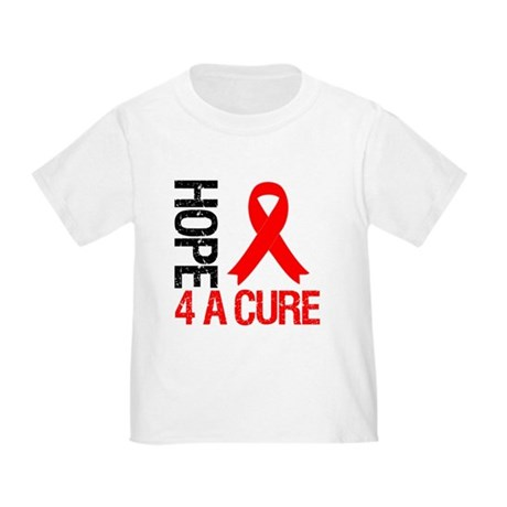 HeartDisease HopeCure Toddler T-Shirt