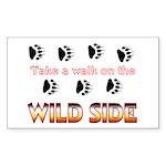 Wild Side Sticker