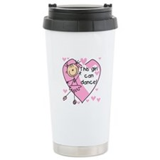 This Girl Can Dance Ceramic Travel Mug