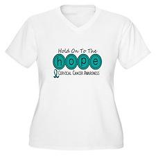 HOPE Cervical Cancer 6 T-Shirt