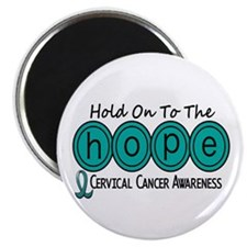 HOPE Cervical Cancer 6 Magnet
