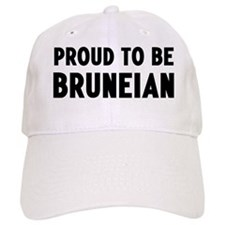 Proud to be Bruneian Baseball Cap