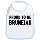 Proud to be Bruneian Bib