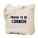 Proud to be Cornish Tote Bag
