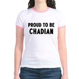 Proud to be Chadian T
