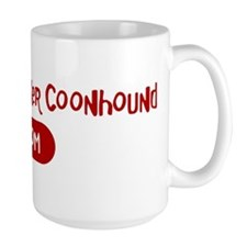 Treeing Walker Coonhound mom Mug