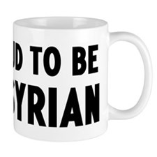 Proud to be Assyrian Mug