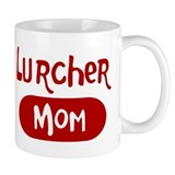 Lurcher mom Coffee Mug