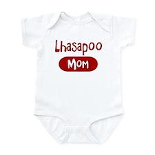 Lhasapoo mom Infant Bodysuit