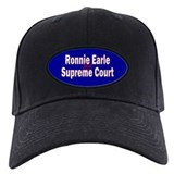 Earle for Supreme Court. Baseball Hat