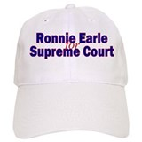 Earle for Supreme Court. Baseball Cap