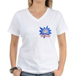 Titans Women's V-Neck T-Shirt