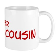 Super Second Cousin Mug