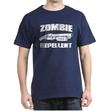 shotgun zombie repellent T-Shirt