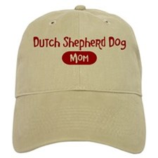 Dutch Shepherd Dog mom Baseball Cap