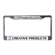 CREATIVE PRODUCTS License Plate Frame