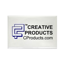CREATIVE PRODUCTS Rectangle Magnet (10 pack)