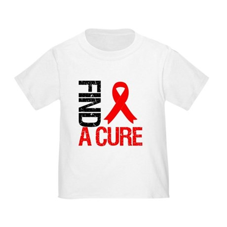 Heart Disease FindACure Toddler T-Shirt