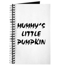 MUMMY'S LITTLE PUMPKIN! Journal