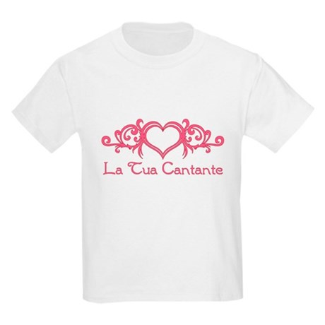 La Tua Cantante Kids Light T-Shirt