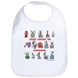 Dragons Bib