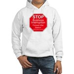 Sign of the times Hooded Sweatshirt