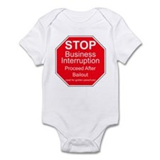 Sign of the times Infant Bodysuit