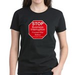 Sign of the times Women's Dark T-Shirt