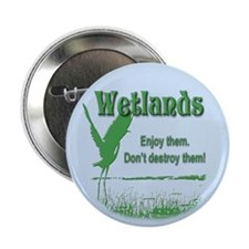 "Wetland 2.25"" Button (100 pack)"