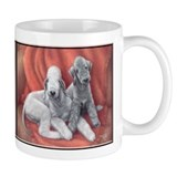 Bedlington Puppy Love Small Mug