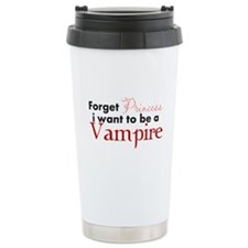 Forget Princess Ceramic Travel Mug