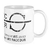 "Die Hard ""Pacific Courier"" Small Mugs"