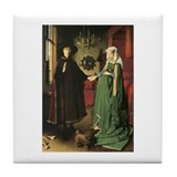 Van Eyck Tile Coaster