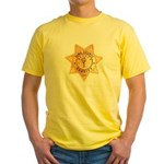 Yuma County Sheriff Yellow T-Shirt