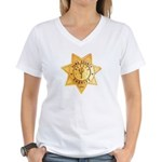 Yuma County Sheriff Women's V-Neck T-Shirt