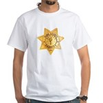 Yuma County Sheriff White T-Shirt