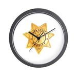 Yuma County Sheriff Wall Clock