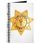 Yuma County Sheriff Journal